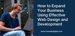 how to expand your business using effective web design and development