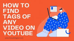 how to find tags of any video on youtube