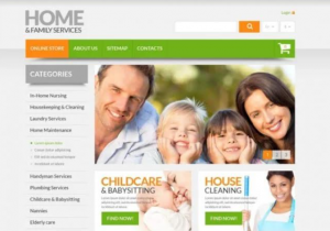 home and family services