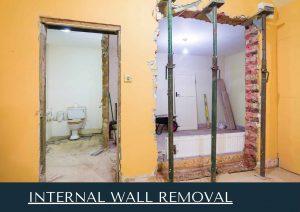 Internal Wall Removal